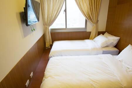 2床雙人房A·環境舒適·鄰近永寧捷運MRT交通便利 - 三峽區