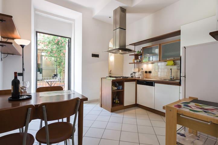 """Apartment """"Ill Borghetto"""""""