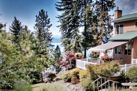 Casa Indigo at Lake Coeur d'Alene - Coeur d'Alene - House