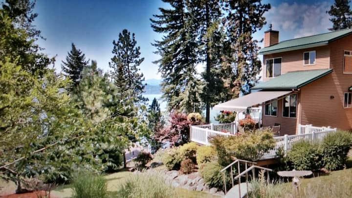 Casa Indigo at Lake Coeur d'Alene