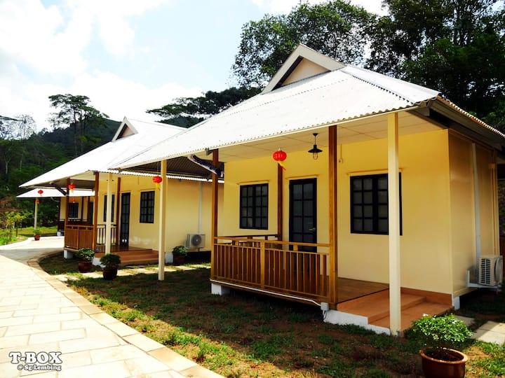Japanese Cabin 2