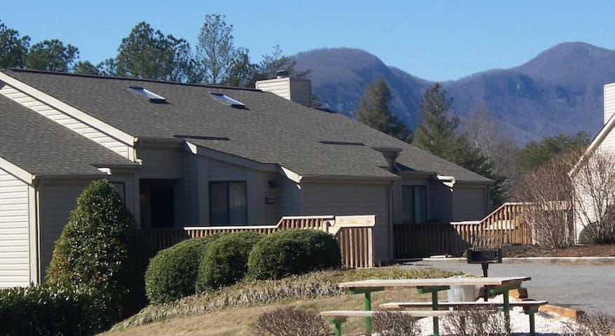 2 BED Fairways Of The Mountains - Lake Lure - Apartment