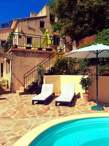4 bed villa Lamalou les Bains golf - Les Aires - Villa
