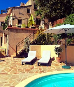 4 bed villa Lamalou les Bains golf - Les Aires