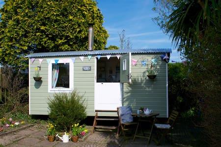 Primrose Shepherd's Hut - St Mabyn - 小屋