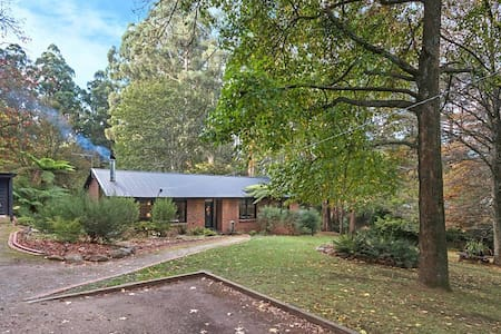 Autumn Cottage - Mount Dandenong