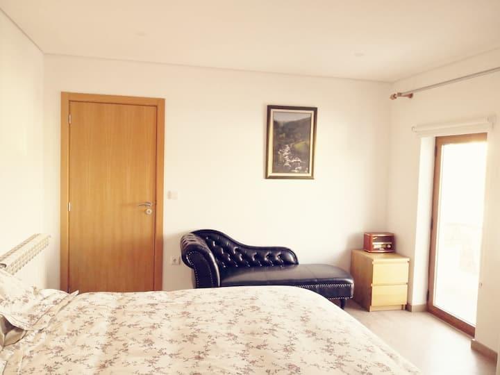 Suite em Isabel do Couto - Casa de Charme