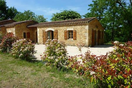 Maison à la campagne - Saint-Martin-le-Redon