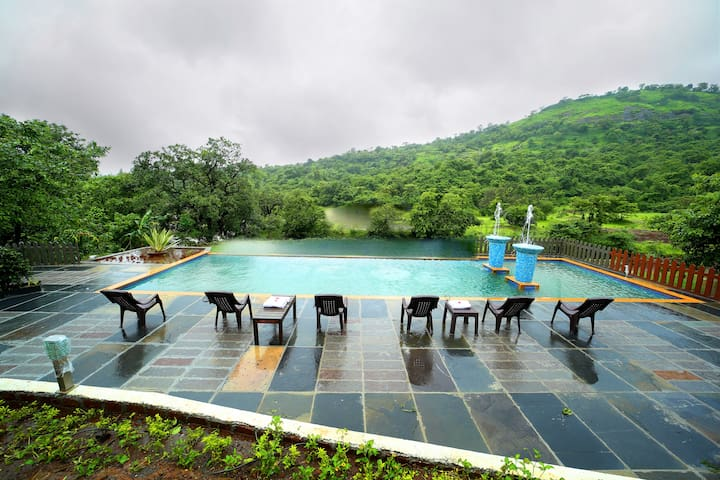 Renovated Dream villa with Huge infinity pool