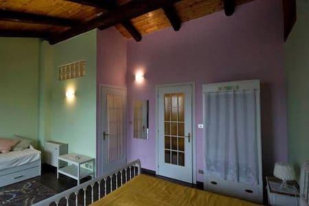 Il giardino di Iside Camera Faggio - Bed & Breakfast