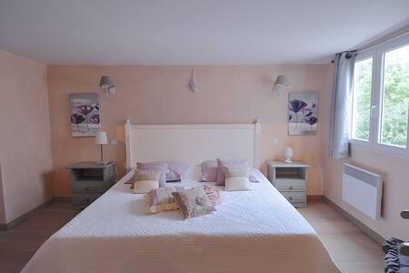 Chambre double La Fleur de Cyste - Coti-Chiavari - Bed & Breakfast