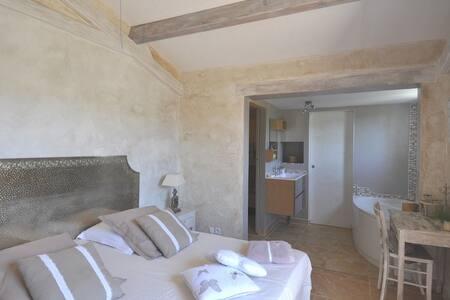 Chambre familiale L'Immortelle - Coti-Chiavari - Bed & Breakfast