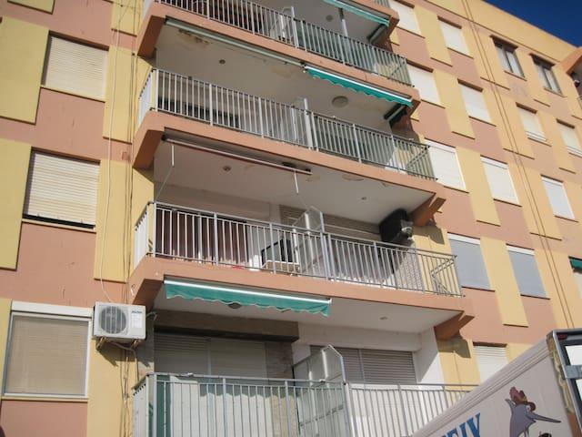 Bonito apartamento El Perellonet - València - Wohnung