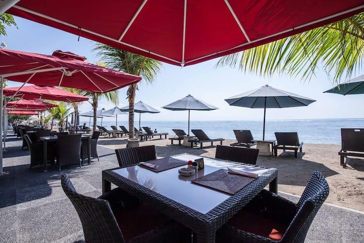Superior Room Seaside Buffet Breakfast Sanur Bali