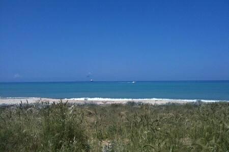 Seafront Villa in Almyros, Corfu - Acharavi - Villa