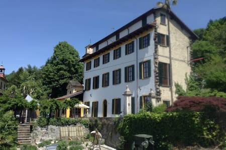 House With Stunning Lake Views - Corconio - Bed & Breakfast
