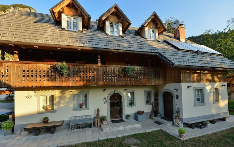 Rustic-house 13 Suite B - Studor v Bohinju - House