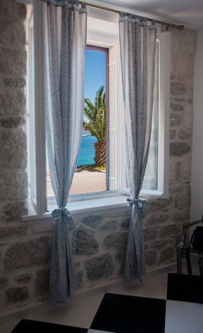 Apartment With Sea View - Korčula - Byt