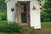 POULAILLER / CHICKEN COOP