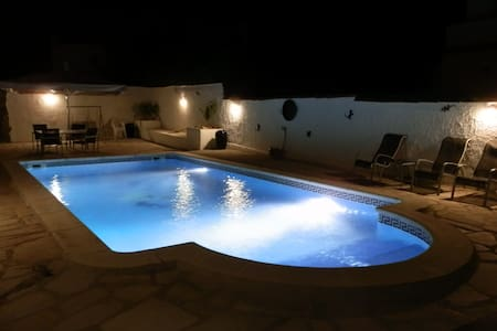 villa maria 4 bed 4 bath sleeps 12+ - Tres Cales