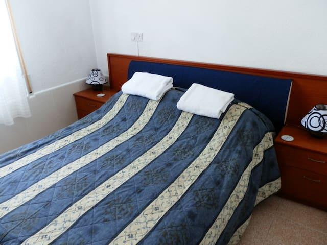 VILLA MARIA`S DOUBLE BEDROOM 3