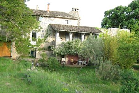 Chambre d'hôte,(Iris) Vallon Pont d'Arc - Lagorce