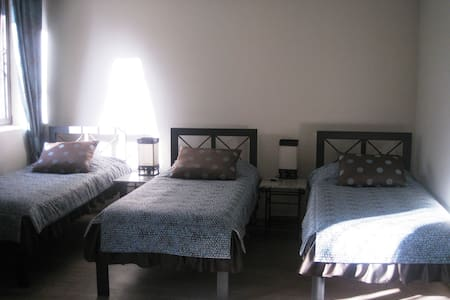 Triple deluxe room - Geghadir - Bed & Breakfast