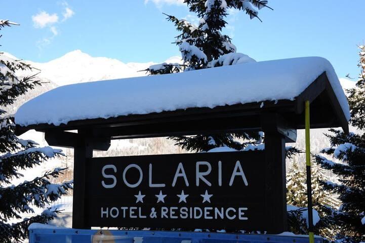 Marilleva 1400 Residence Albarè Hotel Solaria