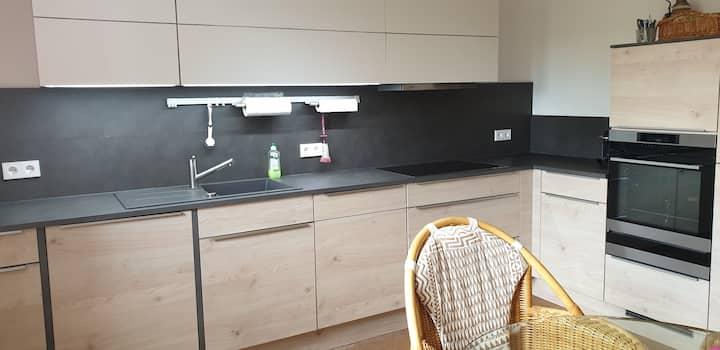 Moderne Wohnung am Klinikum