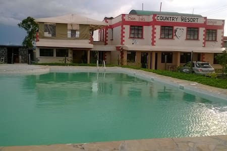 San Toki Country Resorts Limited - Isinya