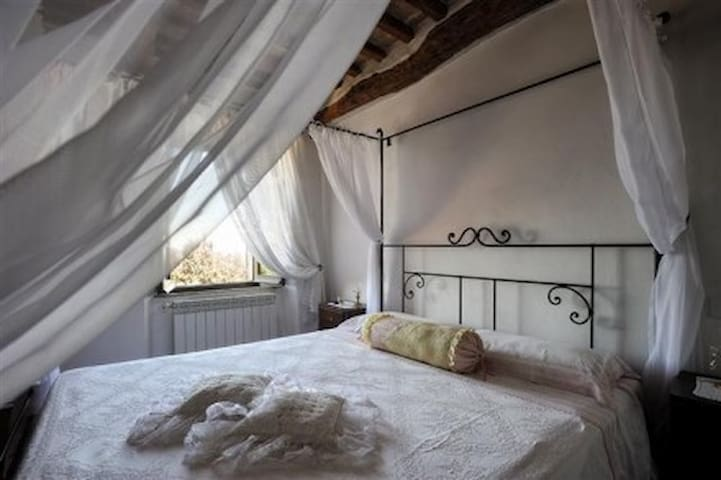 Romantic apartment in Tuscany - Abbadia San Salvatore - Appartement