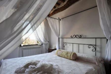 Romantic apartment in Tuscany - Abbadia San Salvatore - Departamento