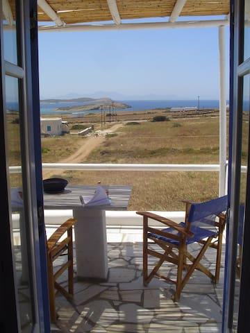 Island White Apartments:Apartment 1 - Antiparos, Agios Georgios - Appartement