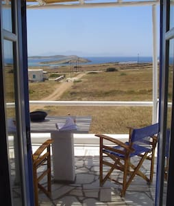 Island White Apartments:Apartment 1 - Antiparos, Agios Georgios