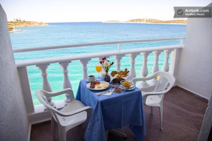 MIRSINI Hotel Beautiful Room in Crete 5