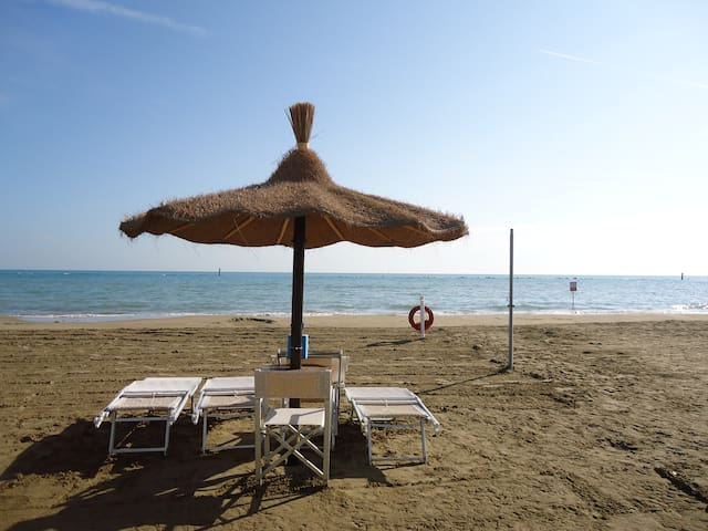 Relax near unspoiled beaches! - Città Sant'Angelo - Casa de camp