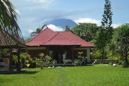 Huis te huur op Bali met 3 slaapkam
