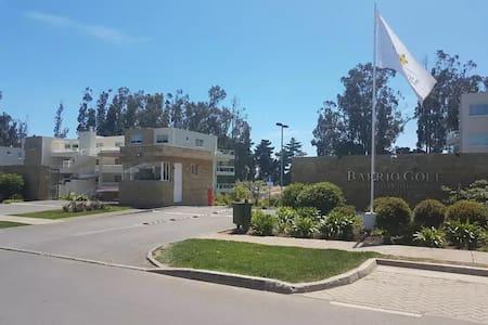 Nuevo Depto - 1er Piso - Condominio Barrio El Golf
