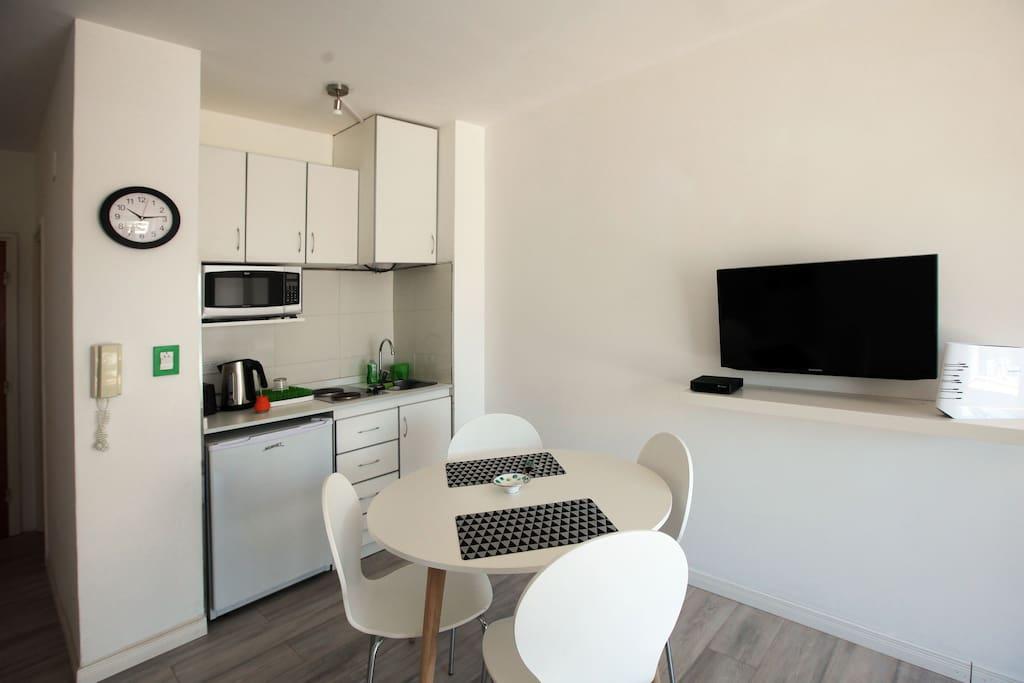 Studio - Kitchen spot