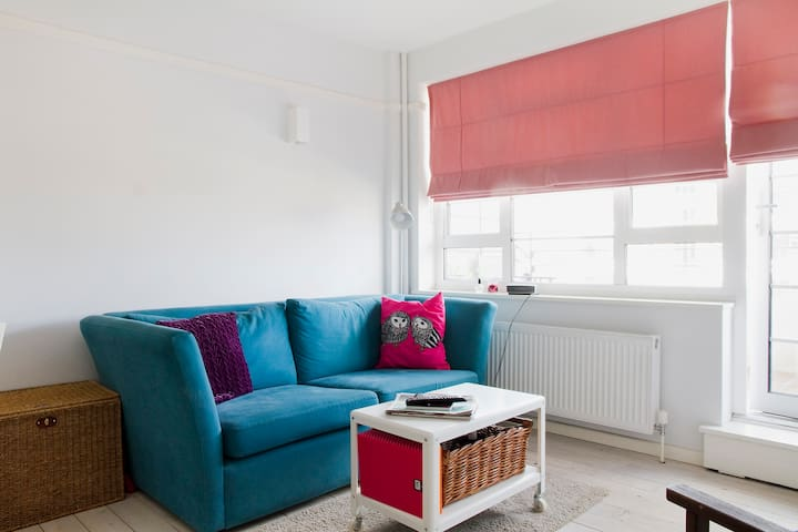 1BD in bustling Brixton, SW London