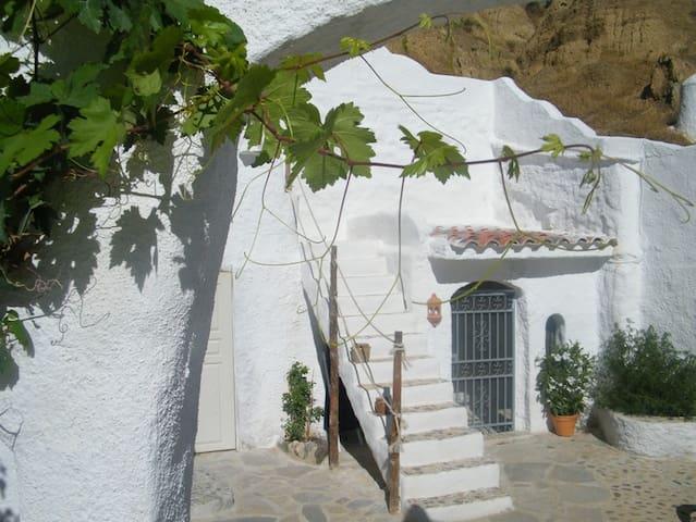 MAISON TROGLODYTE EN ANDALOUSIE - Guadix - Rumah