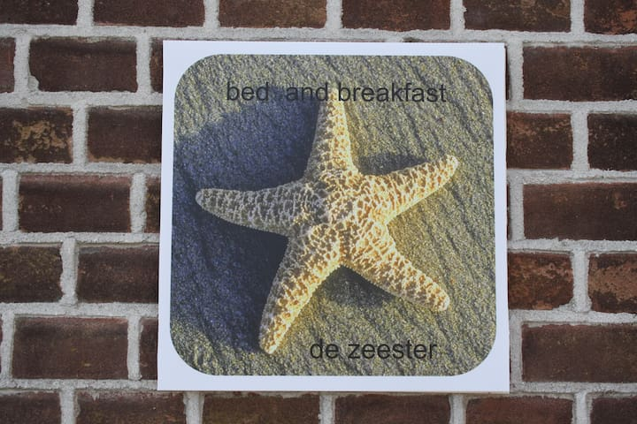 B&B near the dike by the Westerschelde