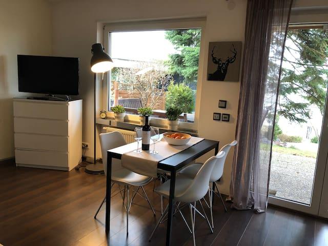 Dass Ess- Wohnzimmer