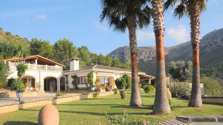 Dream villa in Majorca+swimm.pool