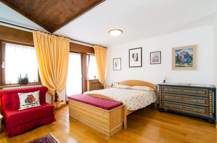 room with breakfast in Cortina - Cortina d'Ampezzo - Bed & Breakfast