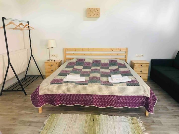 Quadruple room (for 4 persons) in Sno, Kazbeg