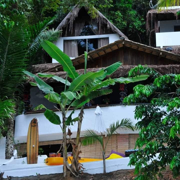 Descanse no paraiso. Posada Ponta Das Pedras