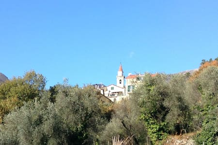 Loano: perfetto per mare/montagna - Verzi - Leilighet