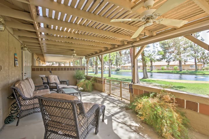 Indio Condo w/Pool Access - Near Coachella Valley!