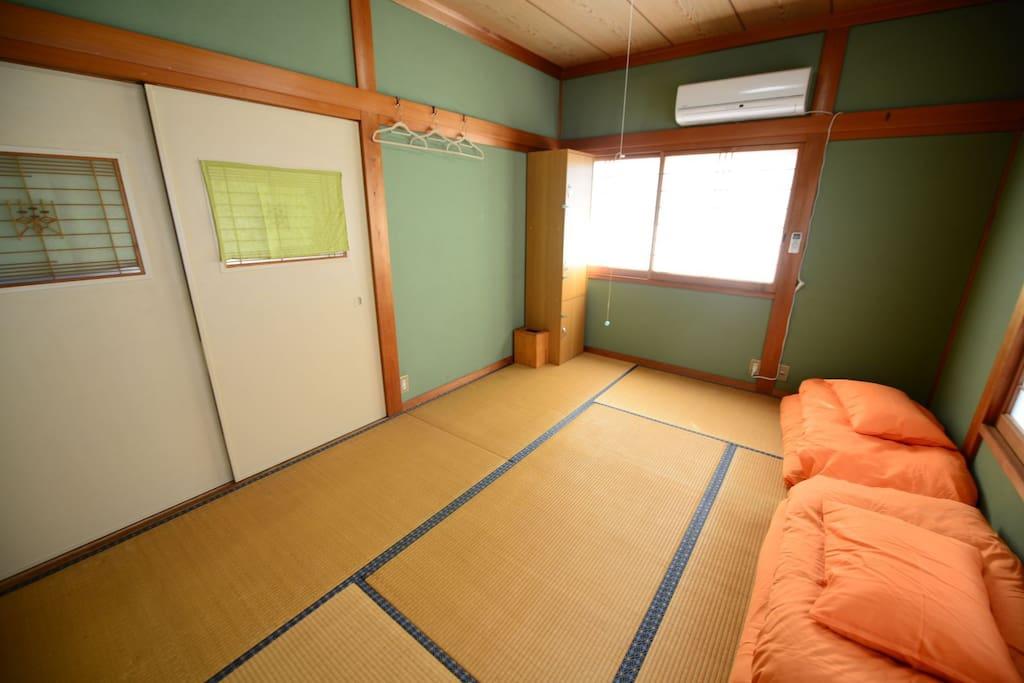 3人部屋和室(個室)